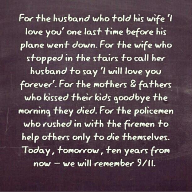 September 11, 2001.