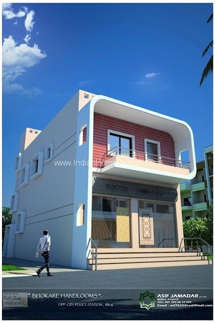 Front Elevation Designs Of Commercial Buildings : Best building elevation ideas on pinterest facades