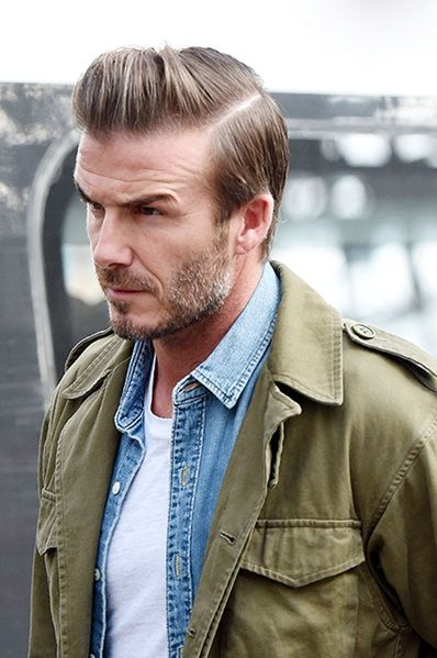Three styles for thinning hair