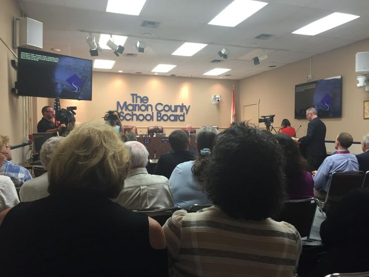 """NEWS RELEASE: Marion County School Board Approves """"Gender Inspection"""" Resolution 