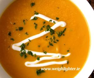 Heart Warming Vegetable Soup: 100 Kcal Per Serving