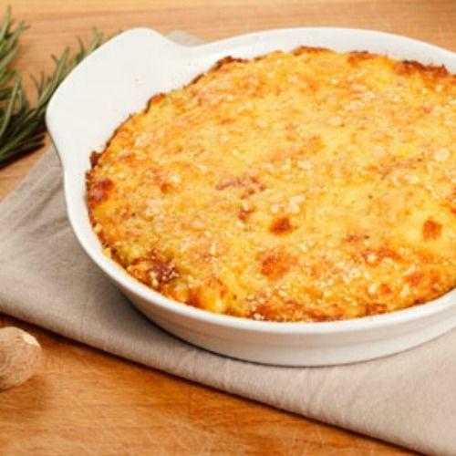 Ένα γευστικό πιάτο, κατάλληλο για την περίοδο της νηστείας. Χωρίς ζυμάρια, πραγματικά απλή και απολαυστική, ιδανική και για χορτοφάγους. Τρώγεται ζεστή ή κ