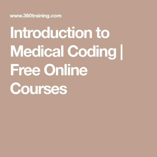 Introduction to Medical Coding | Free Online Courses