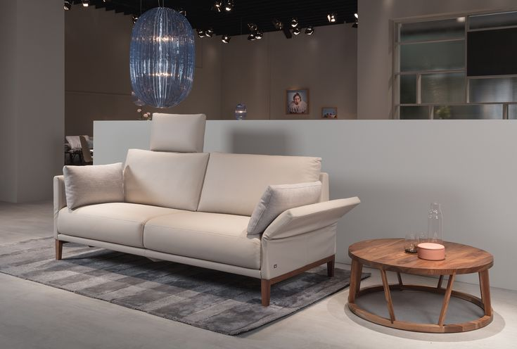 "Rolf Benz CARA #sofa - the ""little diva"" - was also at the IMM Cologne Fair this year.  The CARA is on display at Studio Anise // Rolf Benz U.S. Flagship Store. #rolfbenz #studioanise #luxurysofa #designersofa #functionalsofa #modernsofa #elegantsofa #luxuryfurniture #interiordesign #comfort #quality #interiordesignideas #livingroomideas #luxurylivingroom #livingroominspiration #modernlivingroom #contemporarysofa #immcologne2018"