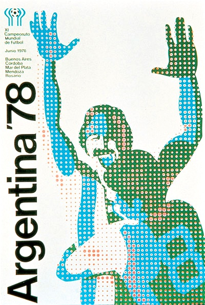 WorldCup Argentina'78 Poster