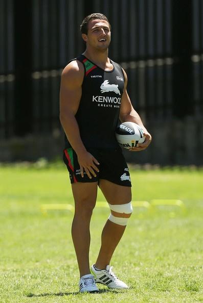 South Sydney Rabbitohs Training Session  http://footyboys.com