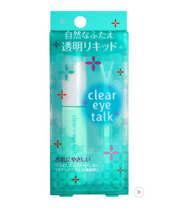 Clear Eyetalk                       클리어 아이토크 - 자연스러운 쌍커플 투명리퀴드