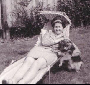 Me and Peggy, St Albans (1968)