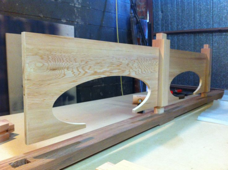 Assembling is the most fun part of joinery.  Look at the beautiful grain!