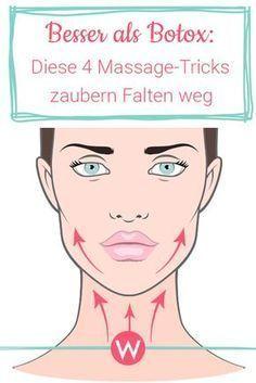 4 Massage Tricks für straffe Gesichtshaut