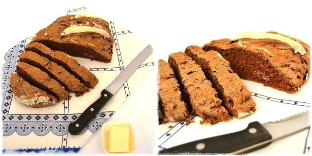 Sweet Gula: Pão de Alfarroba
