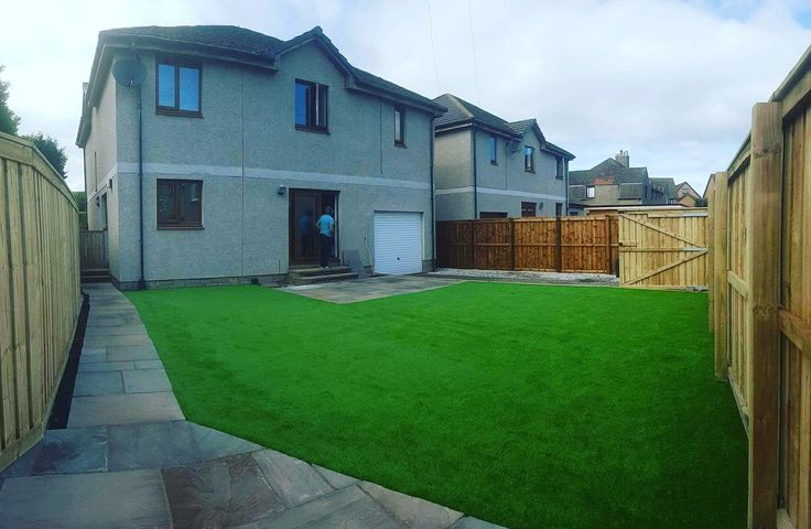 From beautiful green grass expertly installed, expertly crafted fencing to ensure privacy, decking solutions to entertain friends and family or special features that add a personal touch, our team can create your dream garden at prices to suit all budgets.  #WestLothianLandscapeDesign #artificial #fakegrass #artificialgrass #astroturf #grass #syntheticgrass #syntheticturf #garden #landscape #gardening #scotlandUK