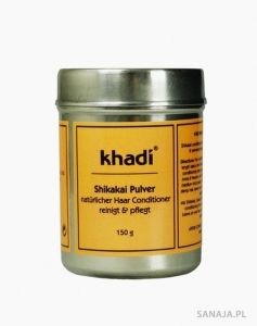 Odżywka maska do włosów Shikakai Khadi