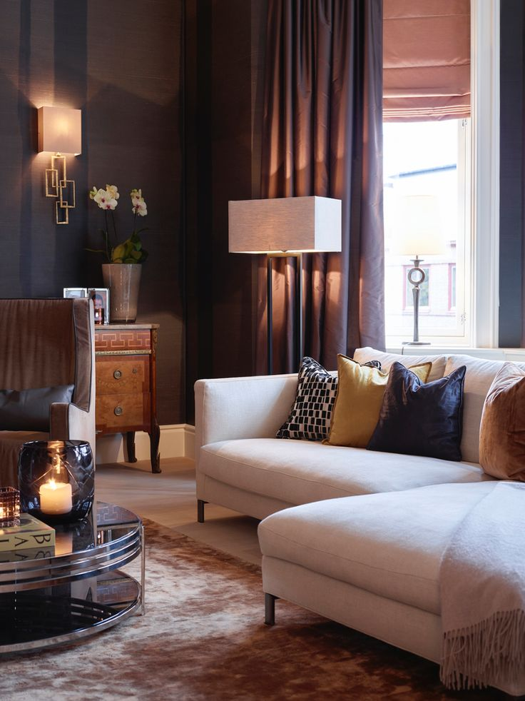 25 best ideas about warm living rooms on pinterest room for Decorating dark spaces