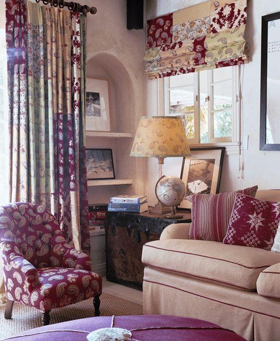 Kathryn Ireland Designed Living Room