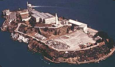 Haunted Place: Alcatraz Prison Museum - San Francisco, CA
