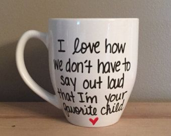 This lady is one awesome mom Mother's Day mug gift for
