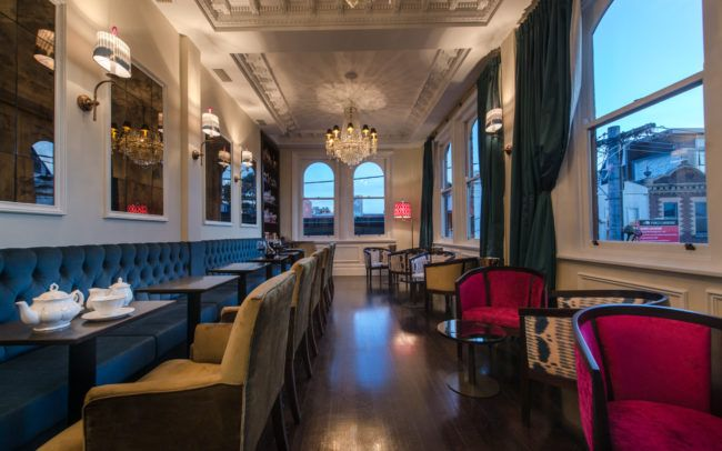 Rufus Melbourne – Champagne, Martinis, Whiskey.