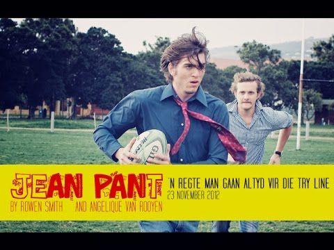 JEAN PANT Behind The Scenes