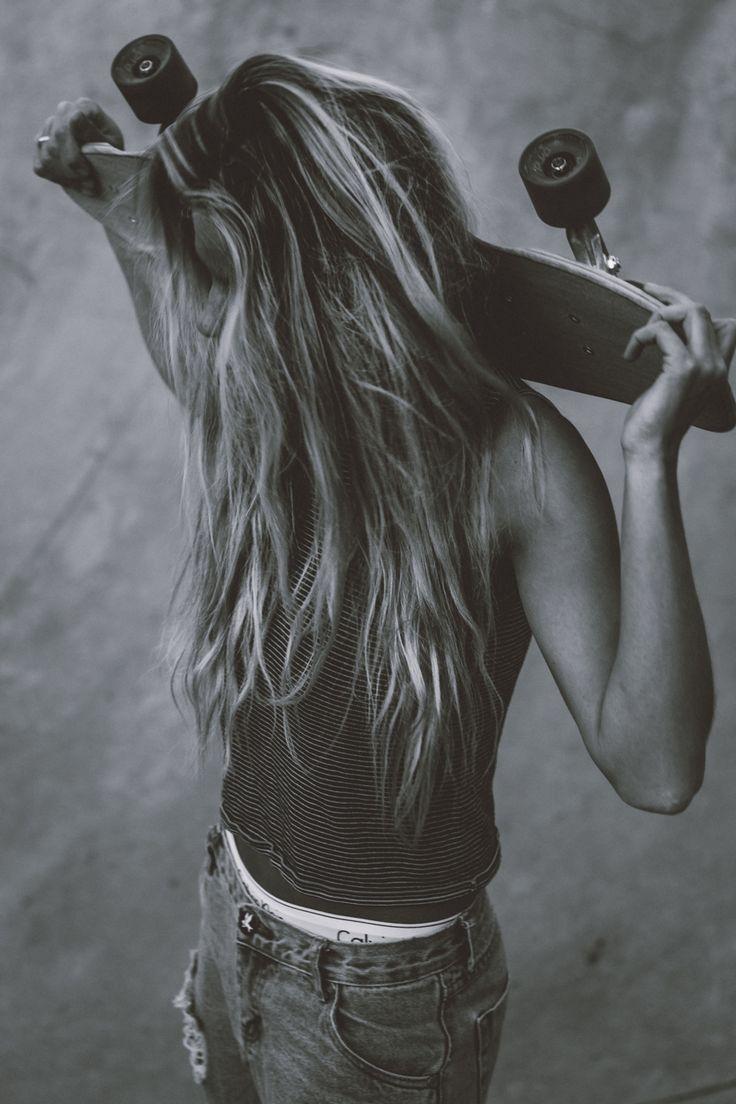 Beautiful hair Pinterest: Javi Kassens ↠