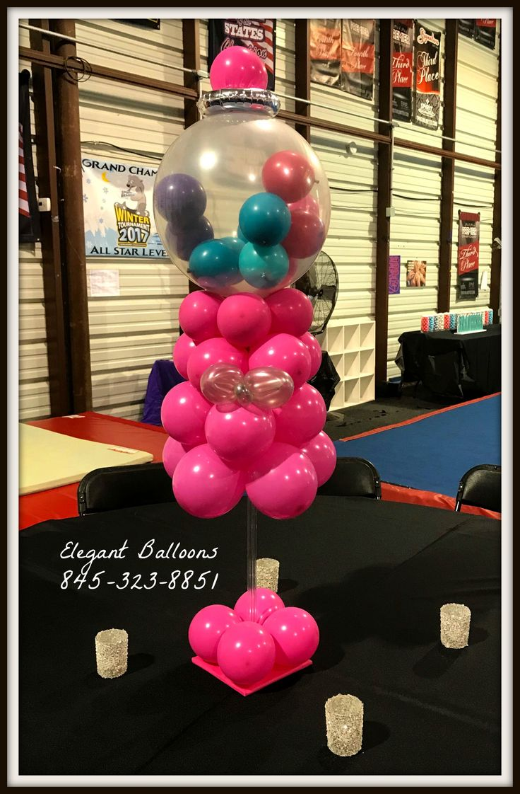 410 best elegant balloons images on pinterest balloons for Balloon decoration machine