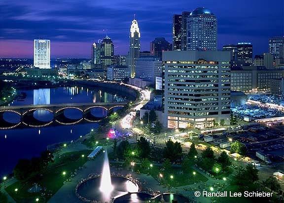 Columbus, Ohio, HOME OF THE OHIO STATE UNIVERSITY. THE BIGGEST CAMPUS, MOST FANS & TBDBLITL!