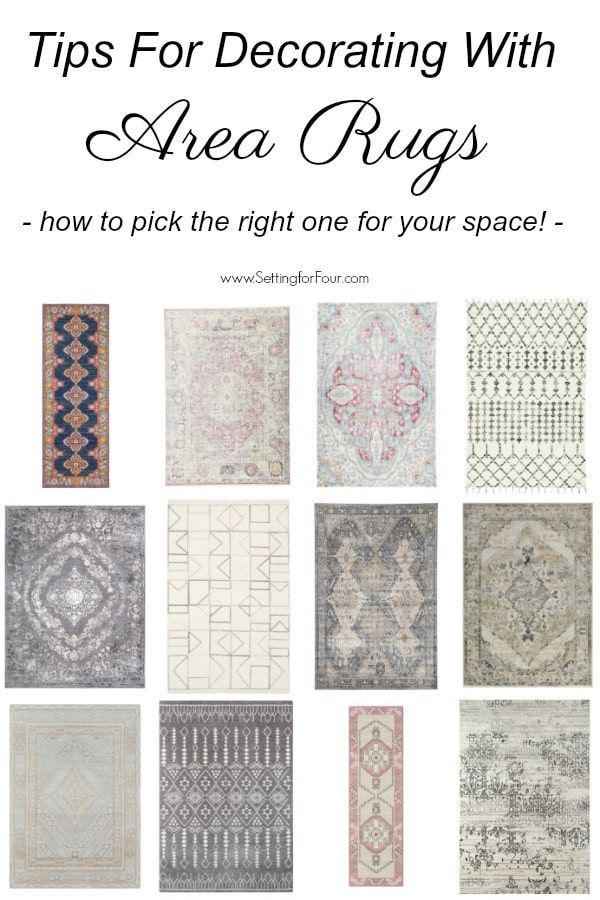 Tips For Decorating With Area Rugs Area Rugs Area Rug Sets Decor