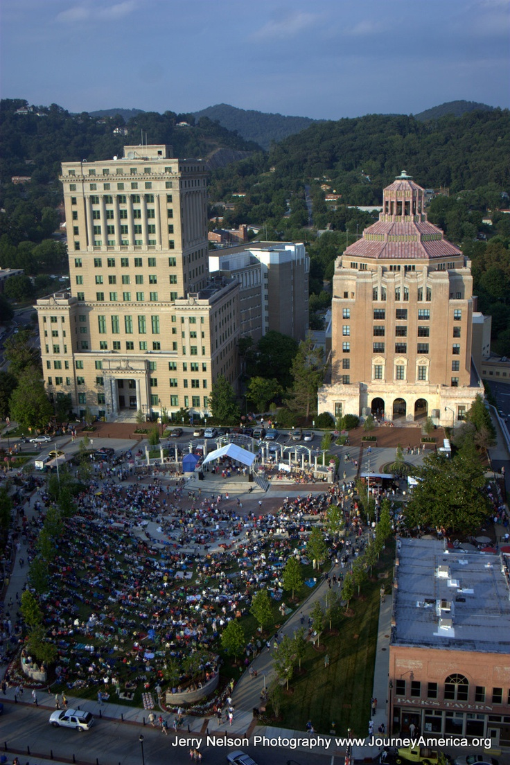 Asheville Travel Blog: Play Me That Mountain Music | Every Summer, Downtown  Asheville Experiences