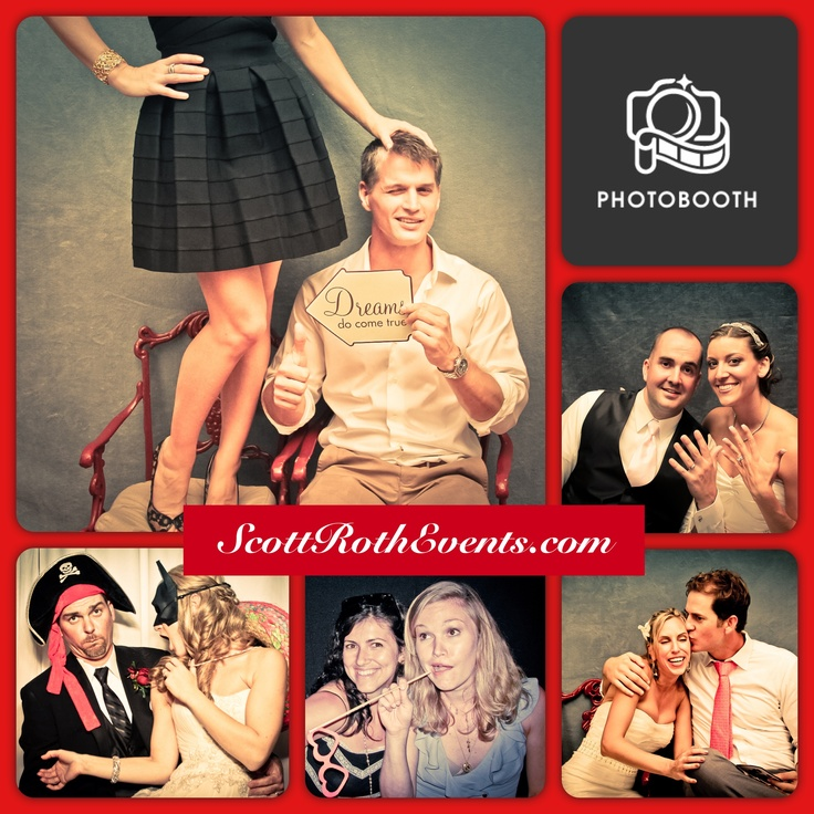 Photo booth rentals NJ - A sampling of what we do