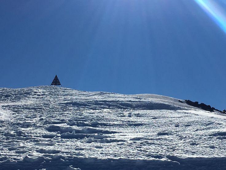 Toubkal en ski 2016