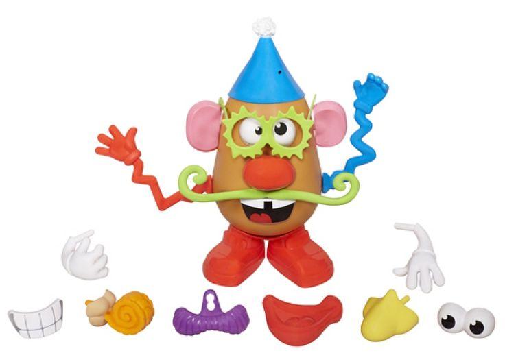 Παίζω με τον κύριο Πατάτα!