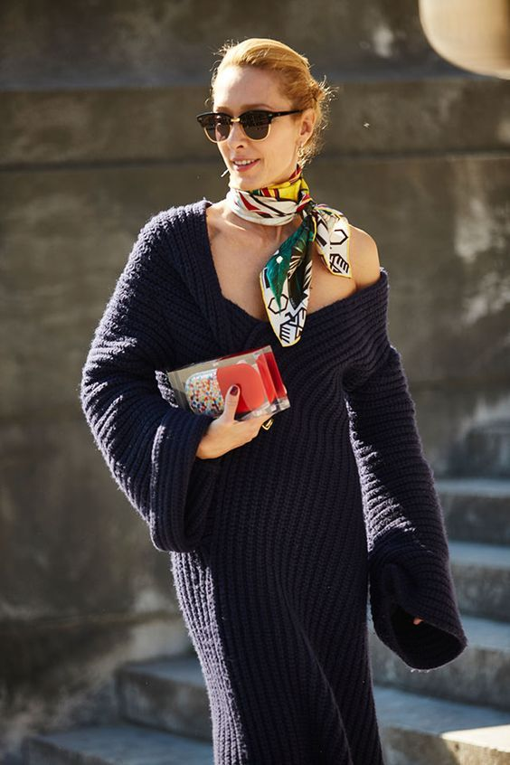 :she is beyond chic: