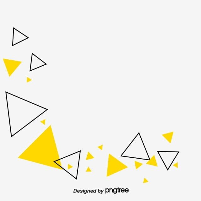 Triangle Floating Element Triangle Vector Triangular Shape Floating Creatives Png Transparent Clipart Image And Psd File For Free Download Triangle Vector Vector Shapes Triangle