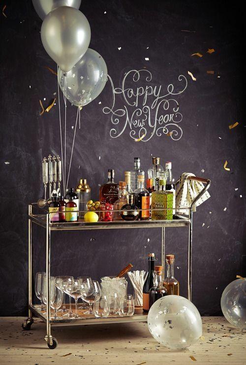Idées déco Nouvel An en plus de 60 suggestions originales