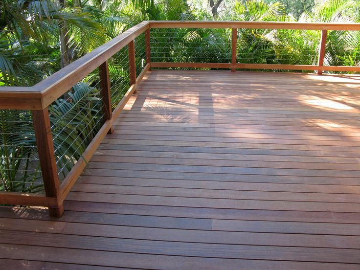No Nail Deck in Avalon, Sydney        #nonaildeck #merbau #hardwooddeck #carpentry #deck #timberhandrail