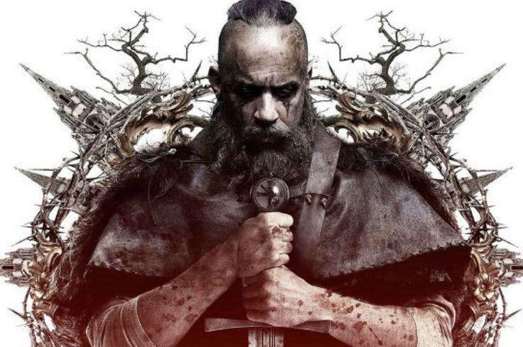 alannotes - o ultimo caçador de bruxas - Vin Diesel