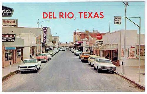 Image result for del rio history