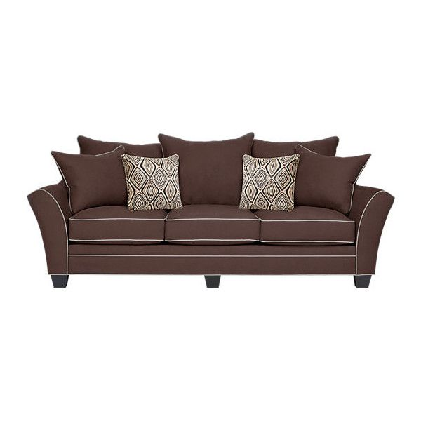 1000 ideas about chocolate brown couch on pinterest for Furniture world aberdeen