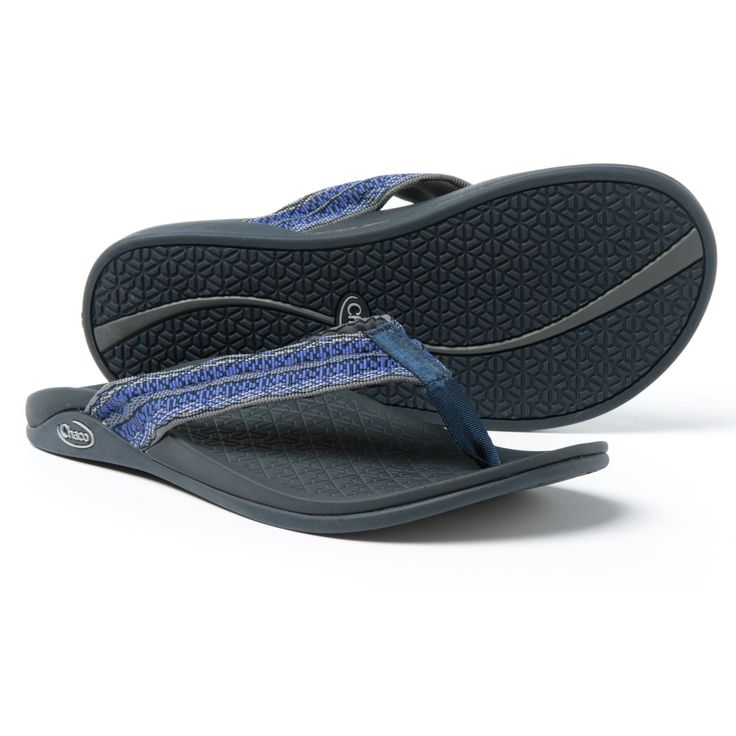 Chaco Waypoint Cloud Flip-Flops (For Men)
