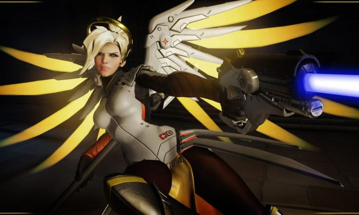 New Overwatch Glitch Lets Two Mercys Fly off and Around Nepal as They Please