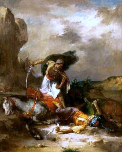 Δως μοι πα στω και ταν γαν κινάσω...: Πίνακες ζωγραφικής φιλελλήνων για το 1821…