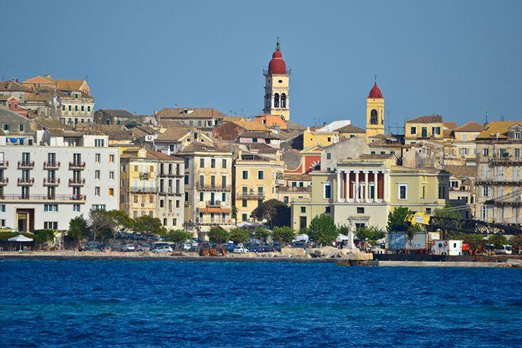 Ionian Island Hopping - Corfu - GREECE!