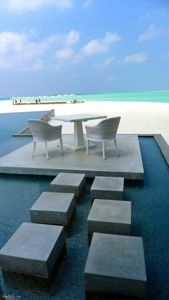 The Maldives, thanks to Slim Paley for the picture.  More to come . . .