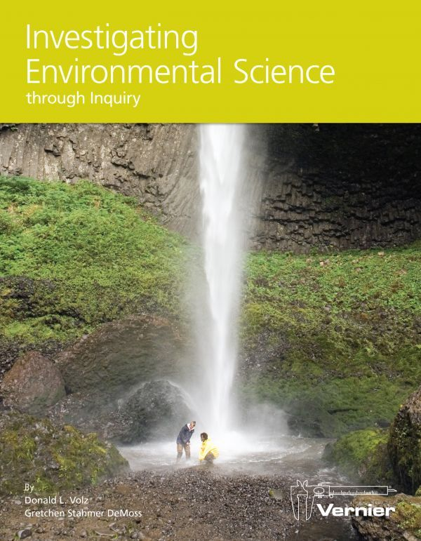 This book contains thirty-four environmental science experiments using Vernier LabQuest, Vernier LabPro, Texas Instruments CBL 2 or Vernier EasyLink and TI graphic calculators with the EasyData App for collecting, displaying, printing, graphing, and analyzing data.