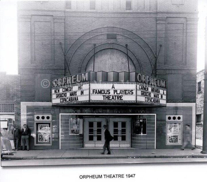 I remember this theatre so well