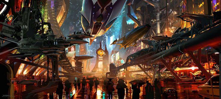STAR WARS 1313 action adventure sci-fi futuristic (21)