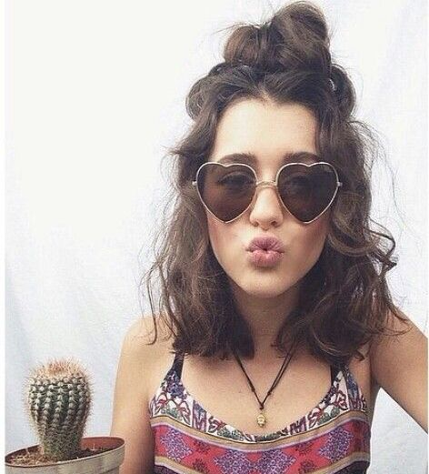 EASY BOHO/GRUNGE/HIPPIE HAIRSTYLES?