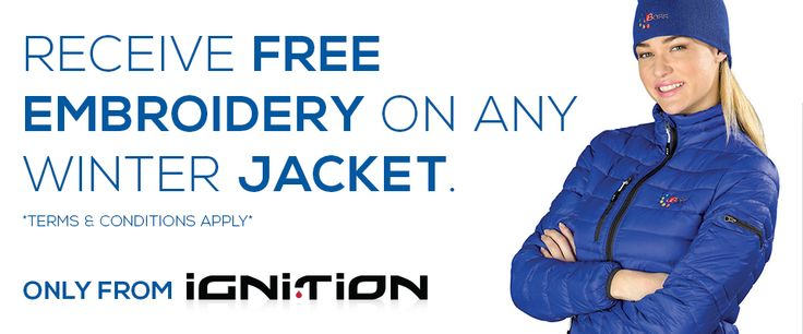 Promotional Winter Wear | Promotional Winter Jackets | Corporate Winter Clothing
