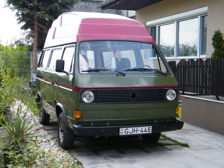 !!!!....FOR SALE by Kamiel...!!!! (Hungary) Vw T3 1980' before renovation (are in working order...without Furniture) original 118tkm - kamiel54@gmail.com
