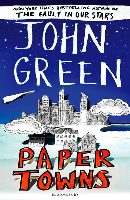 Paper Towns by John Green cover - Images - Sugarscape.com